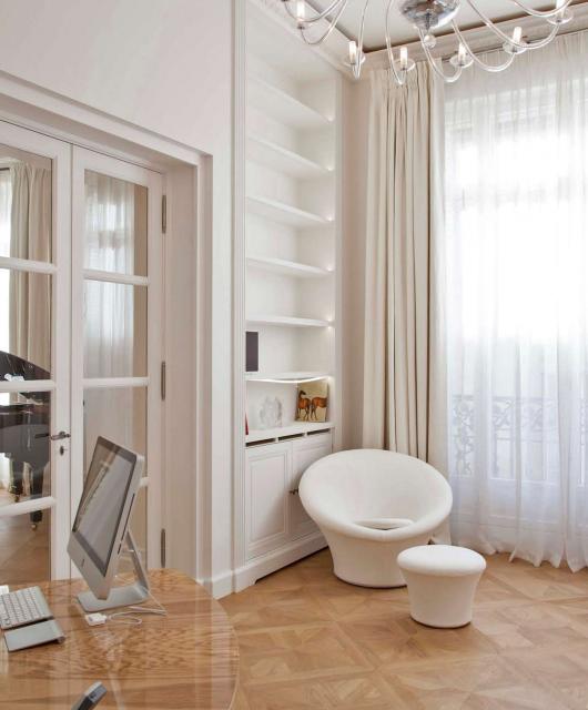 Apartement Paris 3
